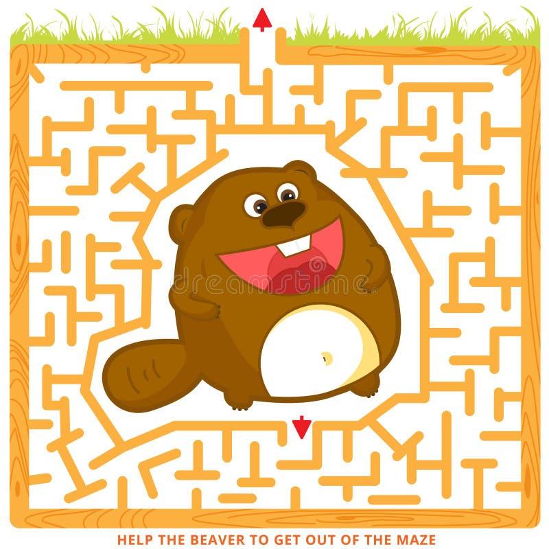 Labyrint para crianças