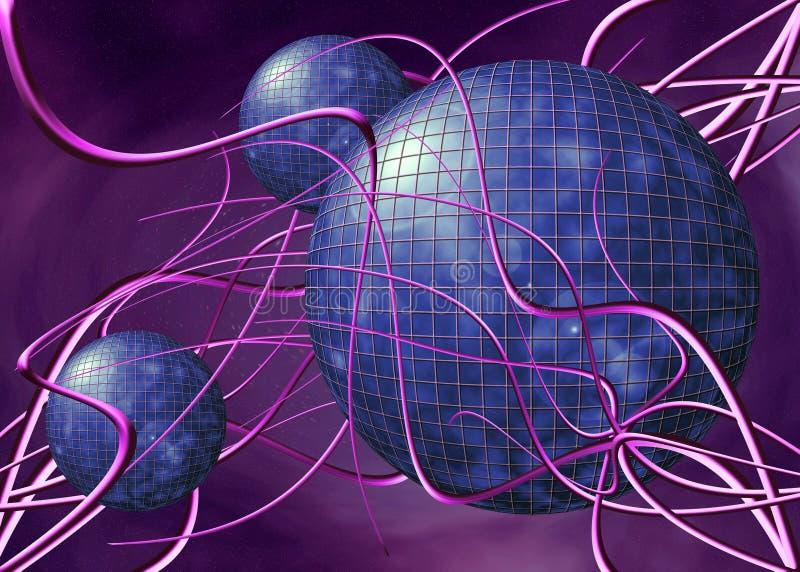 Labyrinth. vektor abbildung