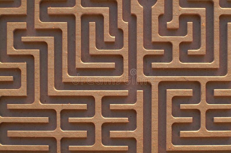 Labyrinth royalty free stock image