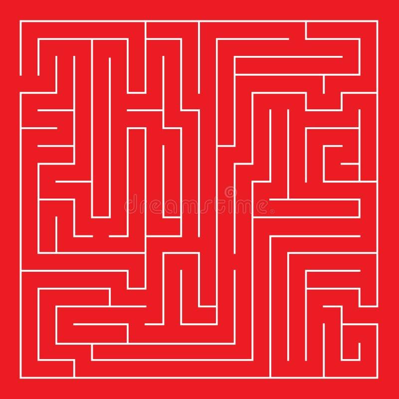 labyrinth labyrinth lizenzfreie abbildung