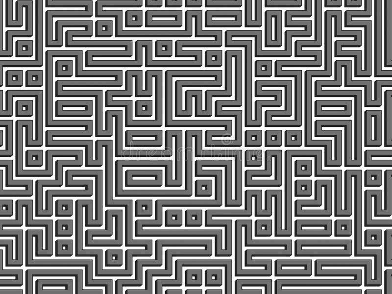 Download Labyrinth Maze Background Stock Image - Image: 21310371