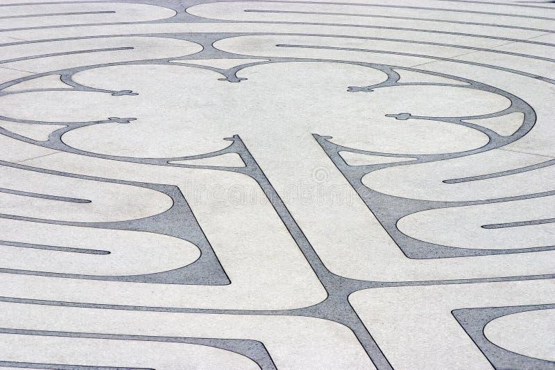 Labyrinthe 1 photos libres de droits