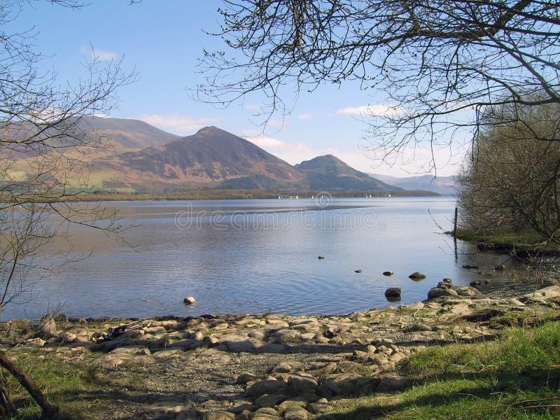 Lac 2 Bassenthwaite image libre de droits