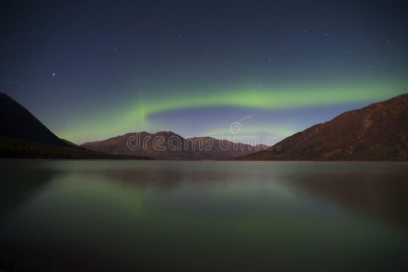 Lac Alaska Kenai photo stock