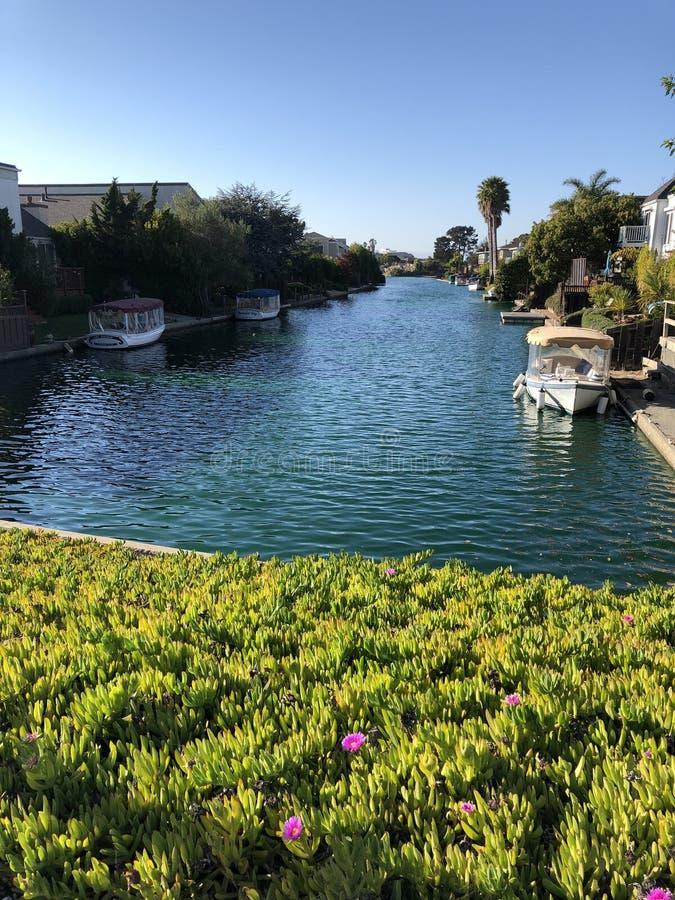 Lac area de baie de la Californie photos libres de droits