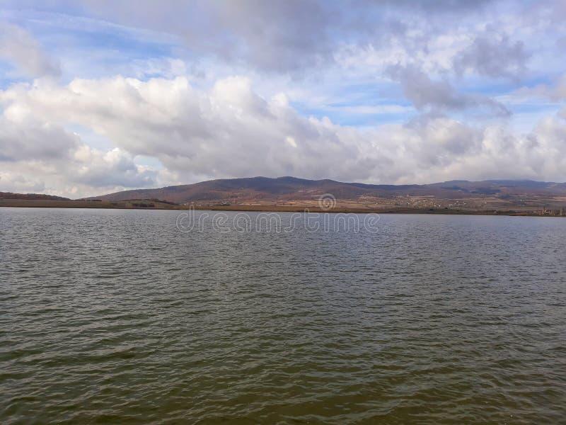 Lac Bazaleti image libre de droits