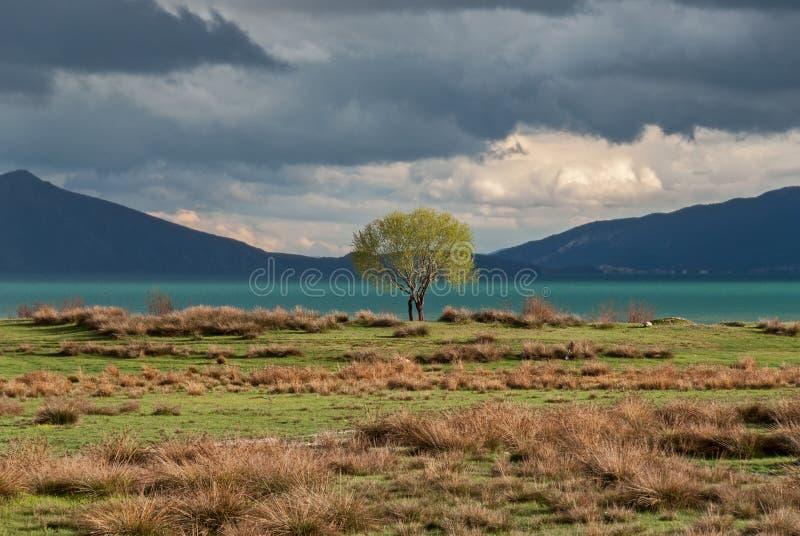 Lac Beysehir, Turquie photos libres de droits