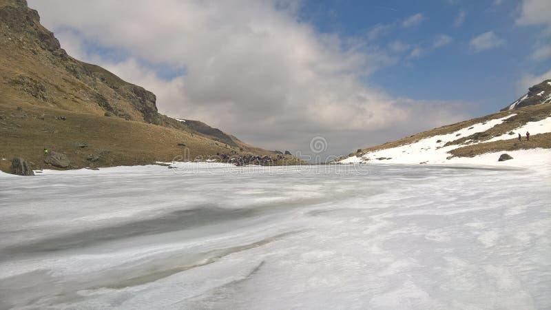 Lac Bogovinjsko images libres de droits