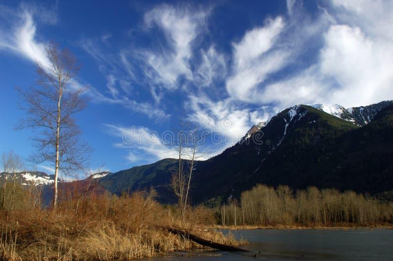 Lac Cheam image stock
