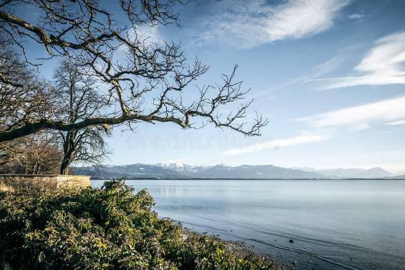 Lac Constance photographie stock libre de droits