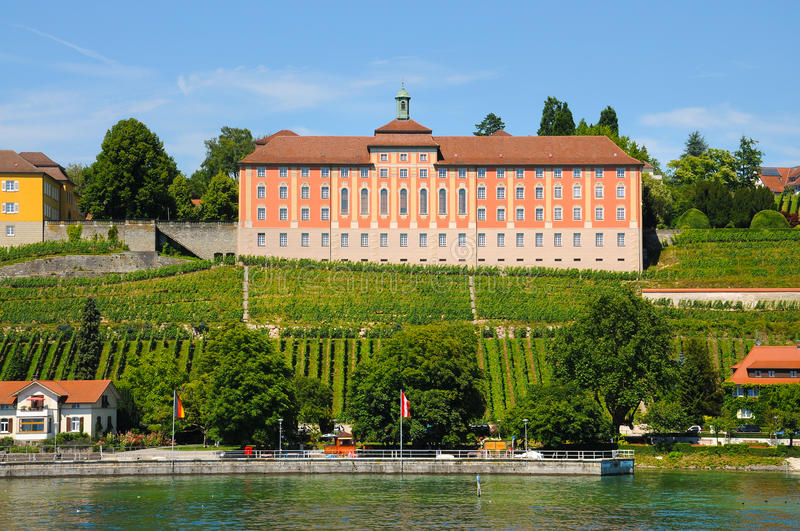Lac Constance photo stock