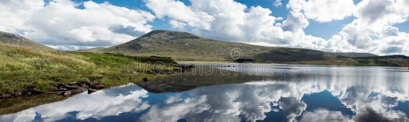 Lac dans Connemara photo libre de droits