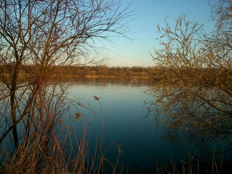 """Lac dans le """"de PoznaÅ image libre de droits"""