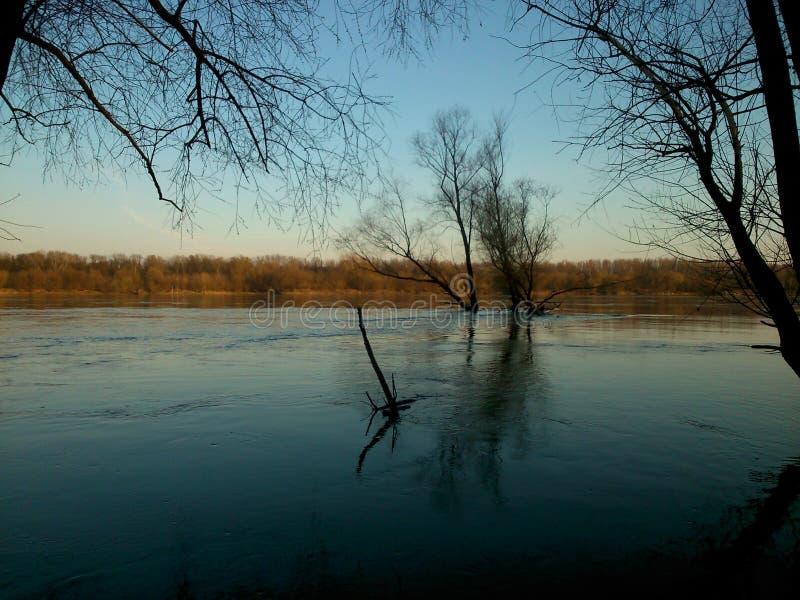 """Lac dans le """"de PoznaÅ images stock"""