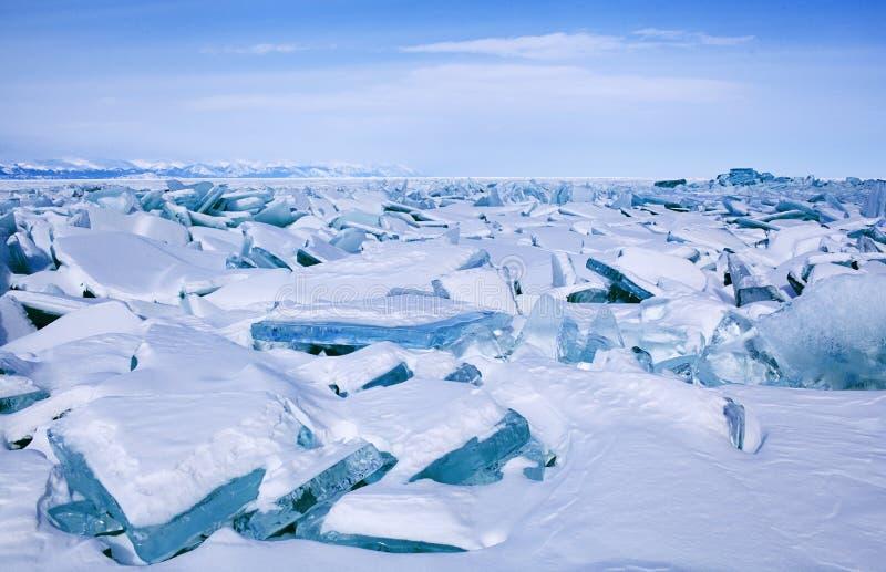 Lac de Baikal photographie stock