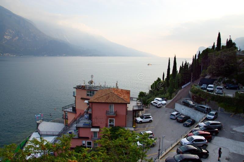 Lac de Côme, Italie du Nord photo libre de droits