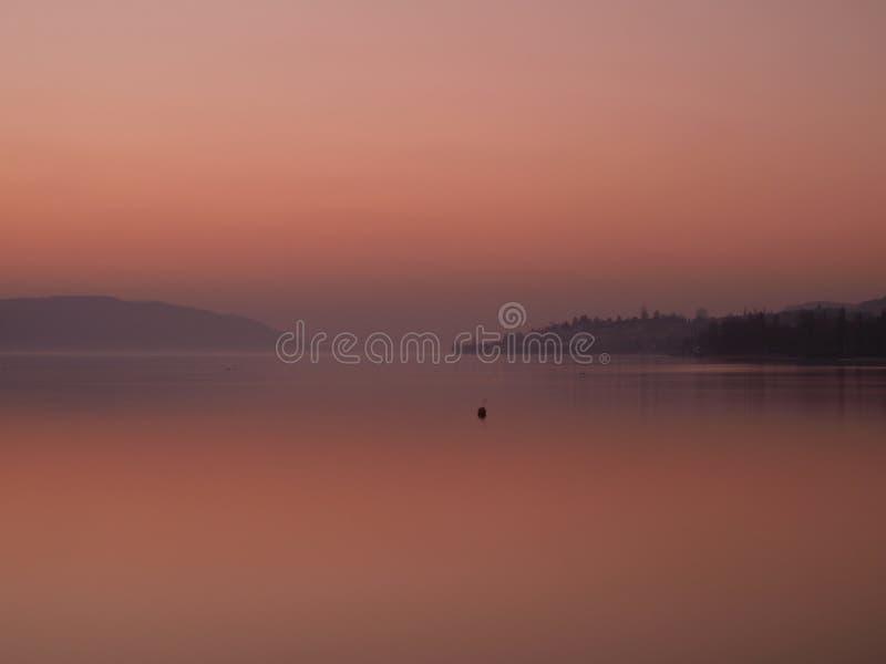 Lac de Constance (Bodensee) images libres de droits