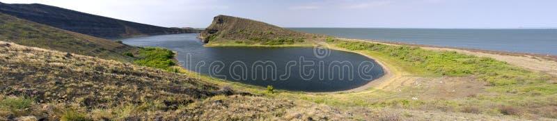 lac de crocodile photo libre de droits