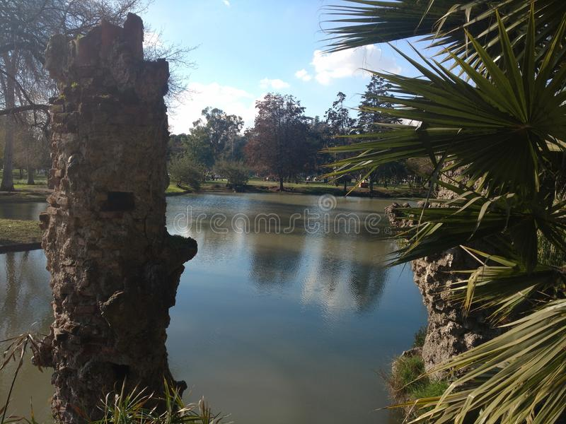 Lac de higgins de ` de Parque o photographie stock libre de droits