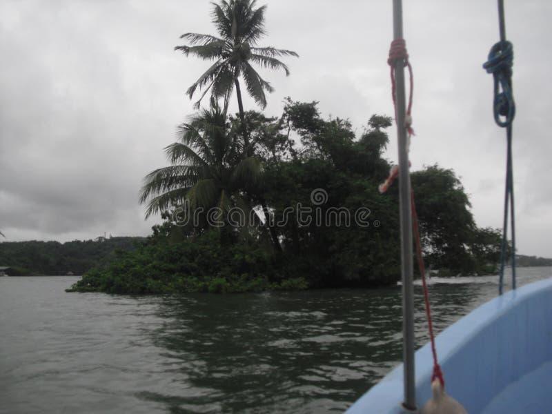 Lac de Rio Dulce, Izabal, Guatemala, Amérique Centrale 32 photo stock