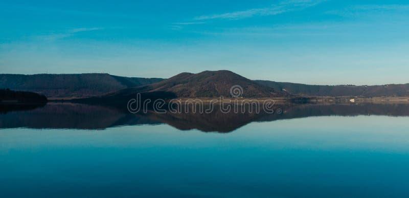 Lac de Vico images libres de droits