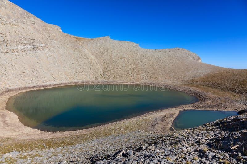 Lac Des Mansardy Obraz Stock