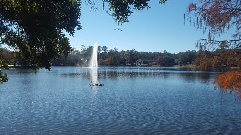 Lac Ella image libre de droits