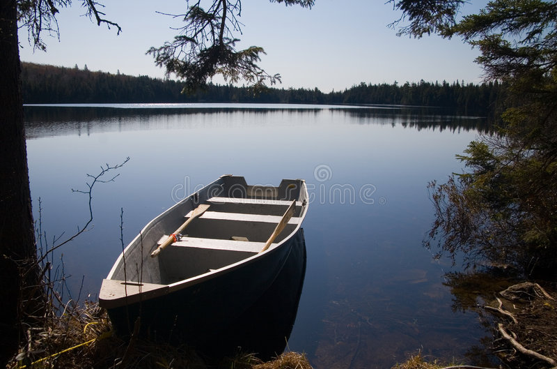 Lac Elliot photo stock