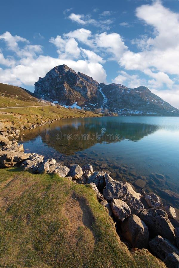 Lac Enol photos stock