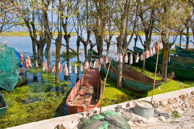 Lac Erhai photos stock