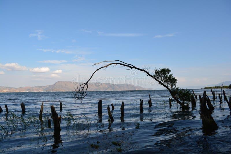 Lac Erhai photos libres de droits