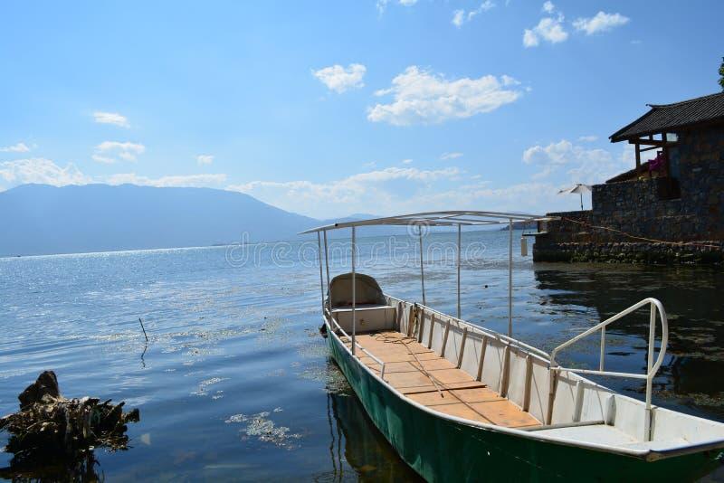 Lac Erhai image libre de droits