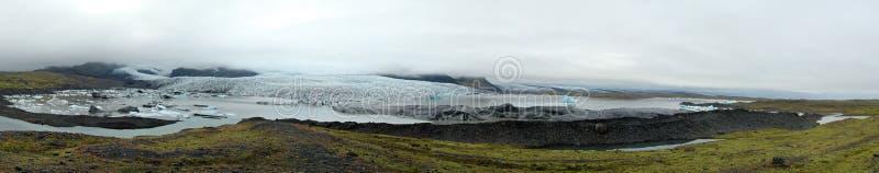 Lac et glacier Galcier