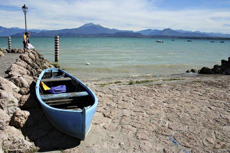 Lac Garda photographie stock libre de droits