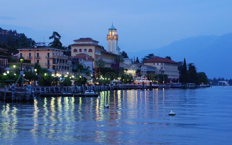 Lac Garda - Gardone-Riviera photos stock