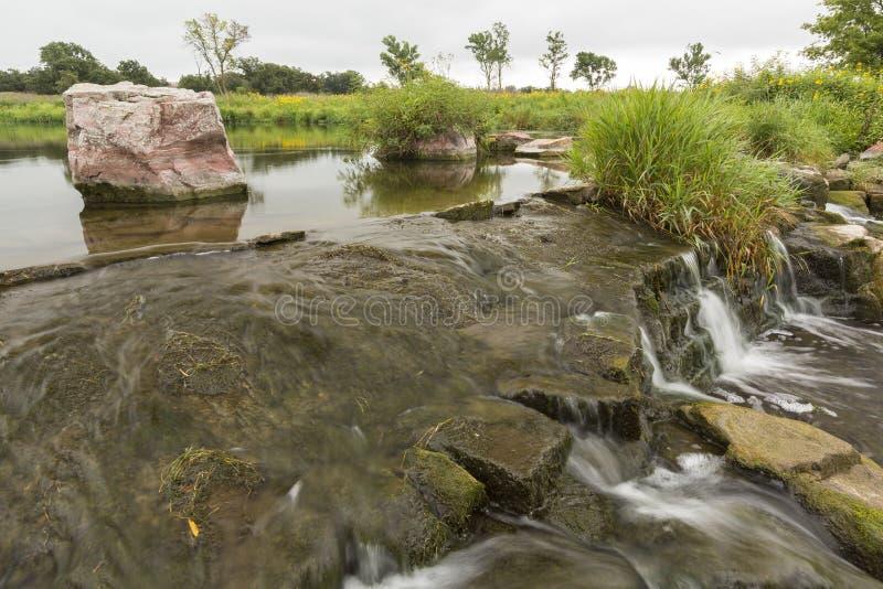 Lac Hiawatha photos libres de droits