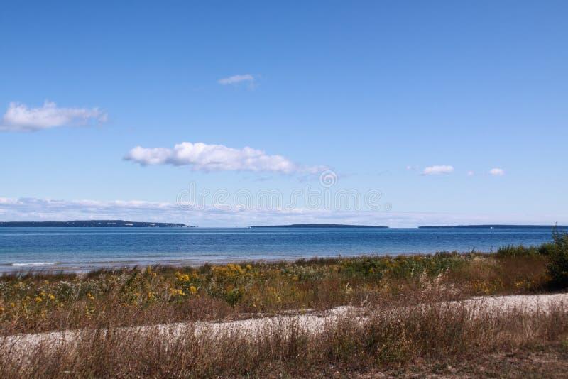 Lac Huron image libre de droits