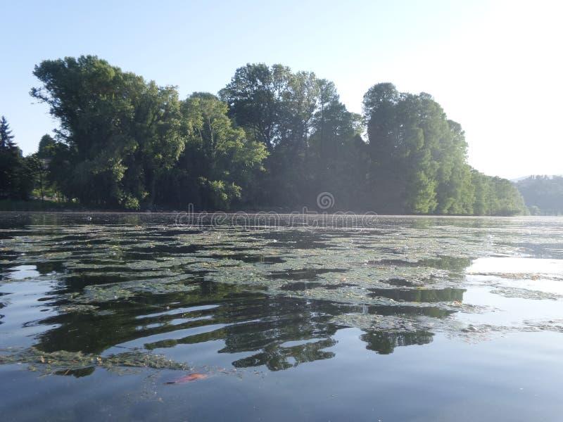 Lac Iseo photos stock