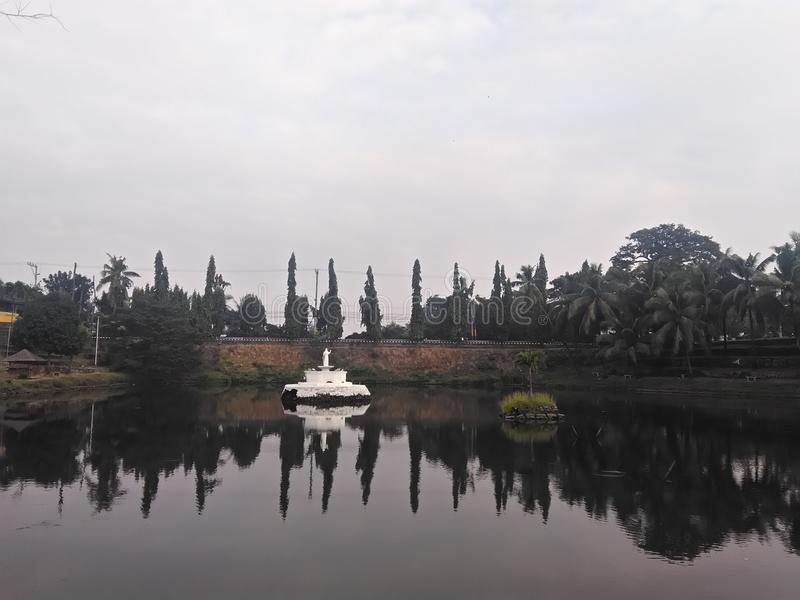 Lac Jamburro photo stock