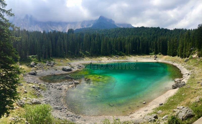 Lac Kareersee image libre de droits
