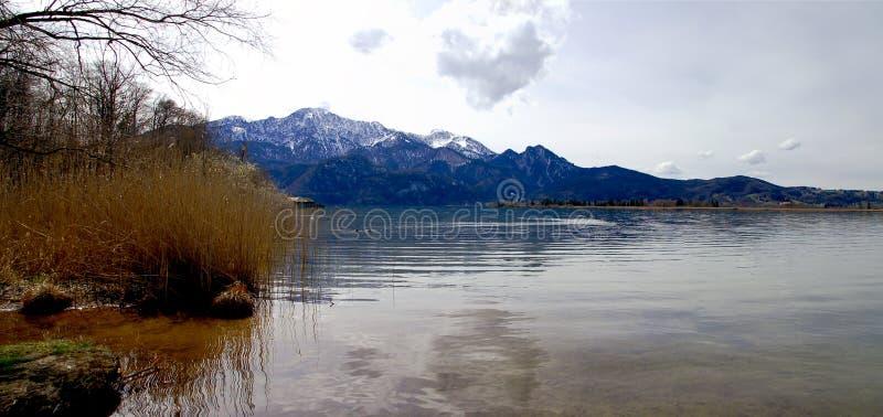 Lac Kochel photos libres de droits
