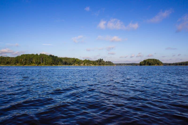 Lac Ladoga photos stock