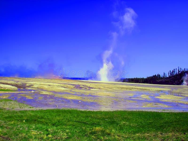 Lac minéral images libres de droits