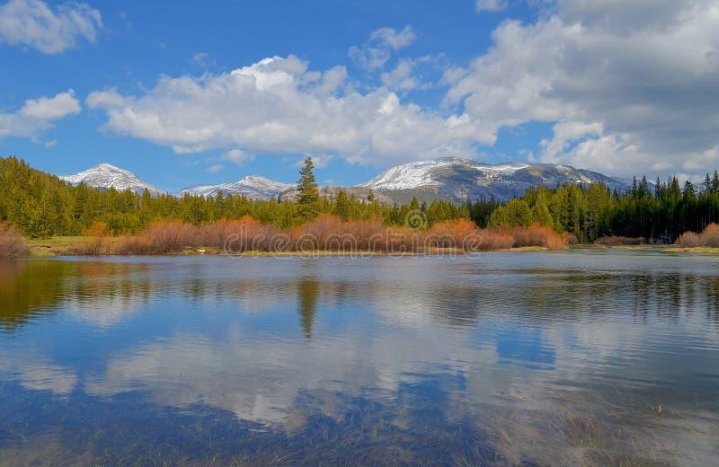 Download Lac Mirror Près De Pré De Toulumne Image stock - Image du outdoors, pré: 45364883