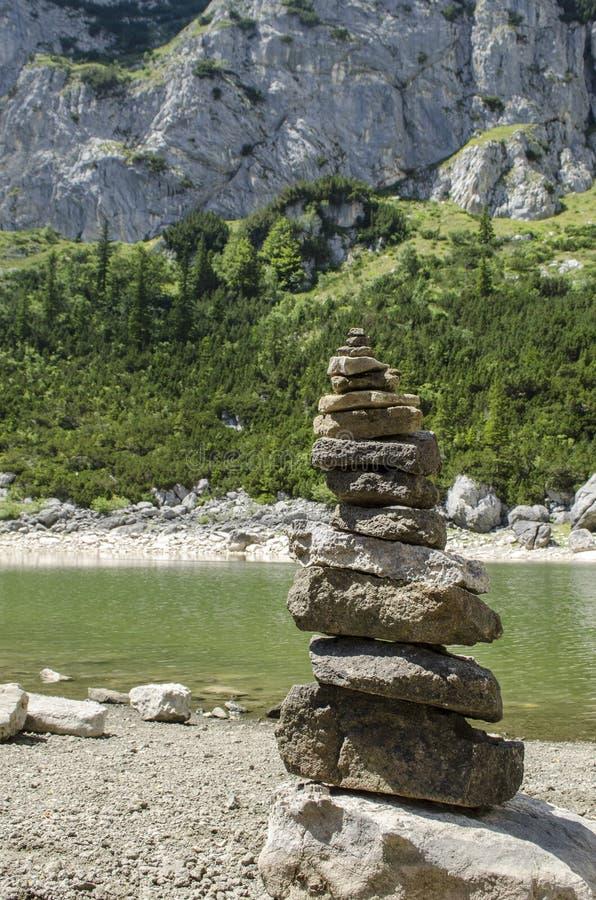 Download Lac Monténégro Jablan photo stock. Image du pierres, ensoleillé - 76082368