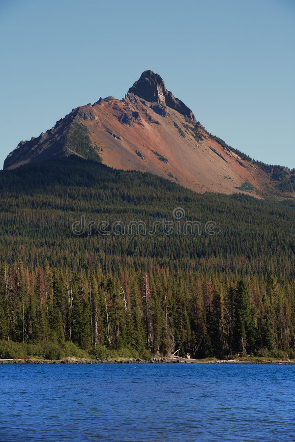 Lac mountain photos stock