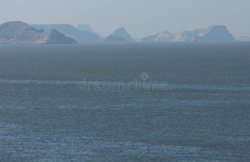 Lac Nasser photos stock