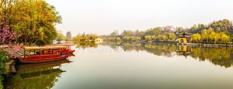 Lac occidental lender dans le matin photographie stock libre de droits