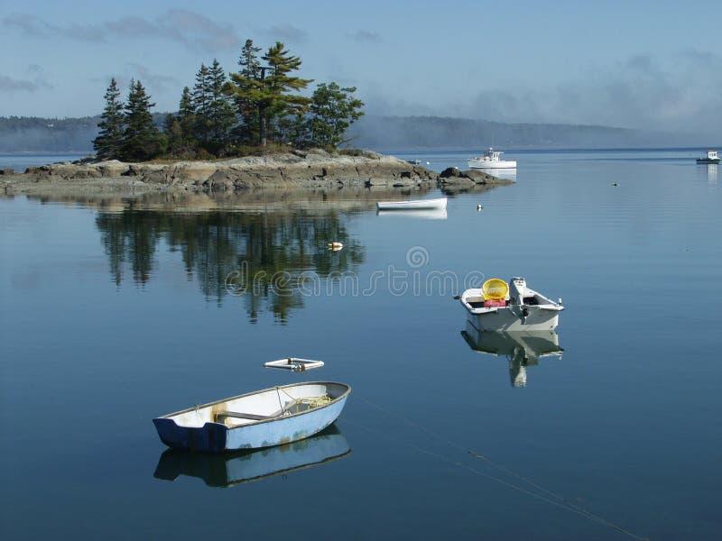 Lac paisible photos stock