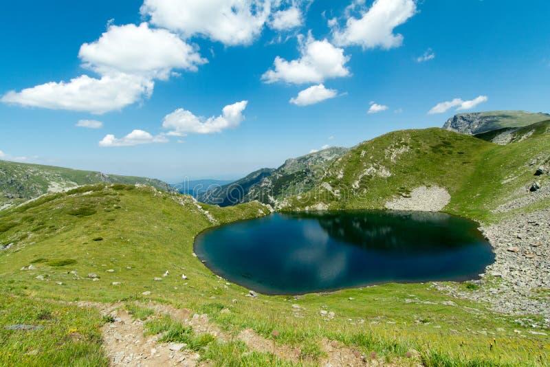 Lac Panica photos libres de droits
